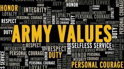 the eigth army value
