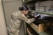 210th Inventories Arms Room