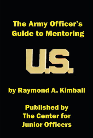 The Army Officers Guide to Mentoring cover 300×447