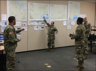 Overcoming Fear as a New Staff Officer