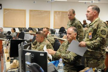 Cal Guard's 115th RSG executes HICON mission for KFOR 23 validation exercise