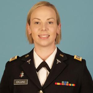CPT Kathryn (Kati) Eklund